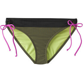 Prana Saba Swimming Trunks Dame cargo green